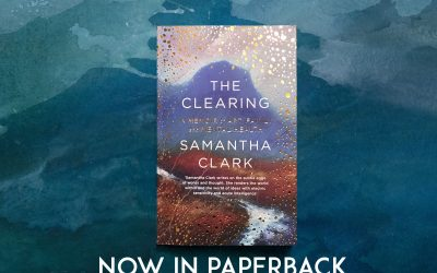 The Clearing out now in paperback