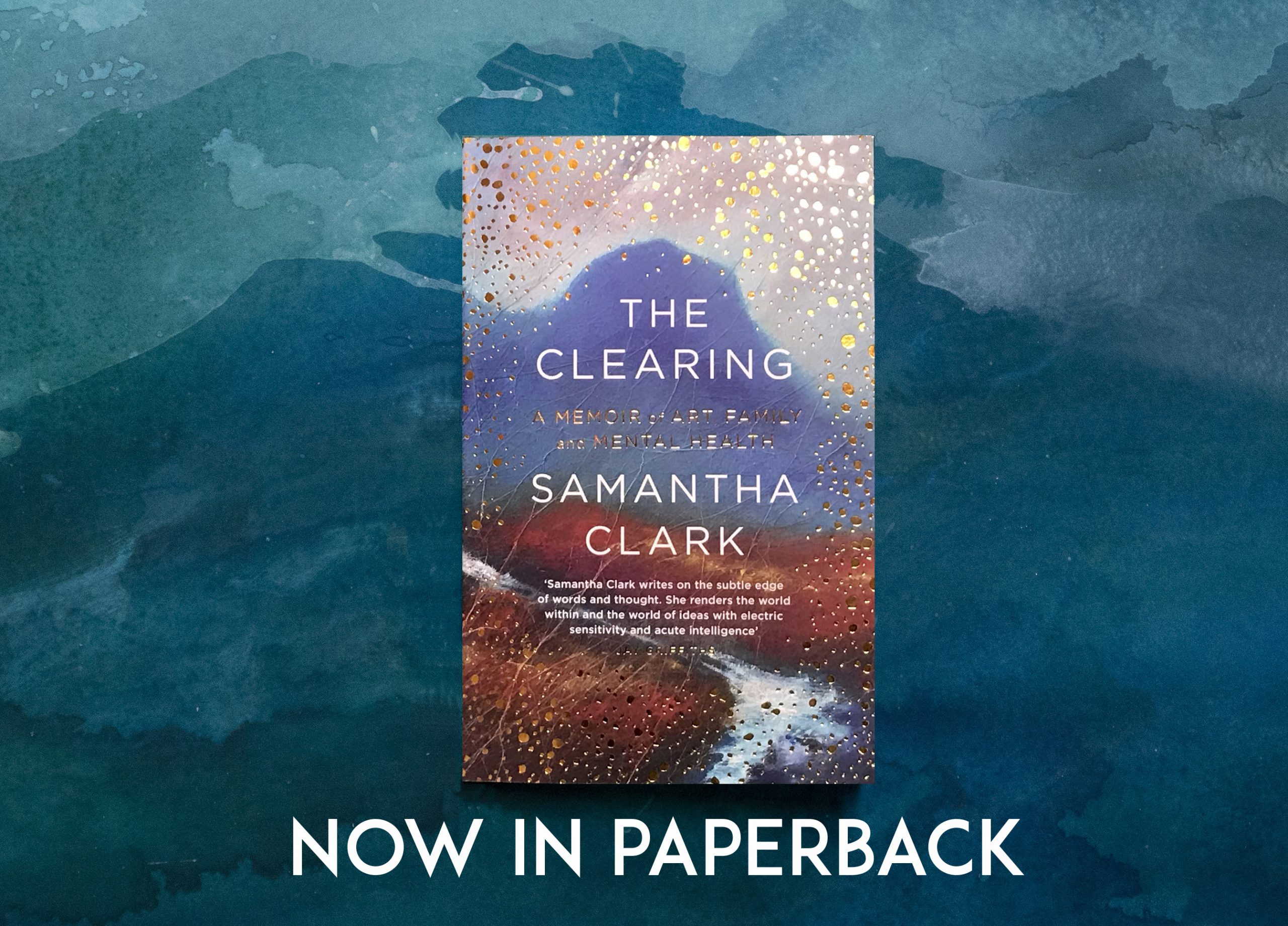 The Clearing cook cover